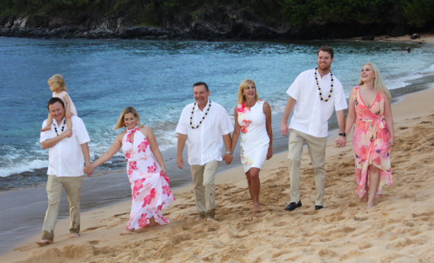 The Best Places For Family Photos In Maui!