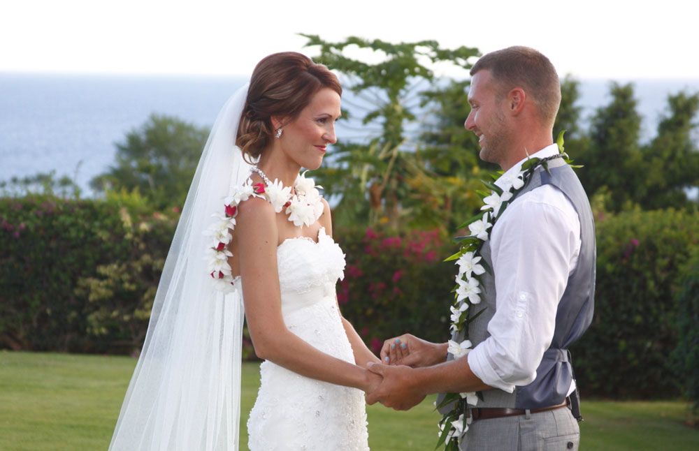 Image showing maui wedding packages